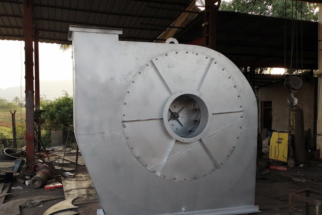 Industrial Centrifugal Machine
